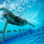 athletes swimming, undertraining and overtraining